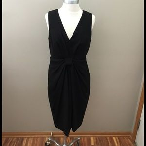 New Talbots Black Evening Dress